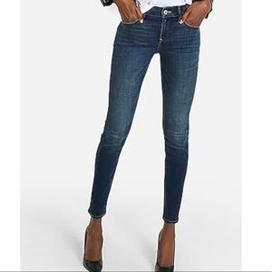 Express Stella ankle legging jeans